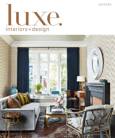 luxe magazine may 2017 chicago by sandow 174 issuu