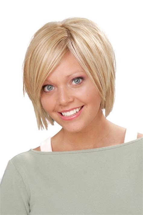 Hairstyles For A Fat Faces 2013   Short Hairstyle 2013