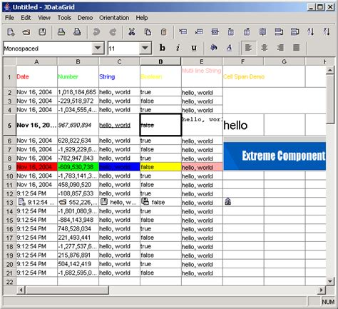 spreadsheet software for mac os