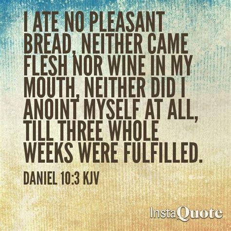 verses on fasting daniel fast scripture daniel fast not
