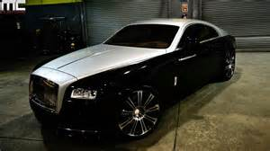 Rolls Royce Wraith Custom Rolls Royce Wraith Custom Wallpaper 1280x720 23090
