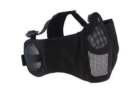 Evo Plusmed Mask 25 Pcs stalker evo plus mask black black tactical equipment