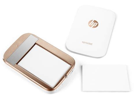 Hp Ios Android Tablet hp sprocket stare foto da smartphone ios e android