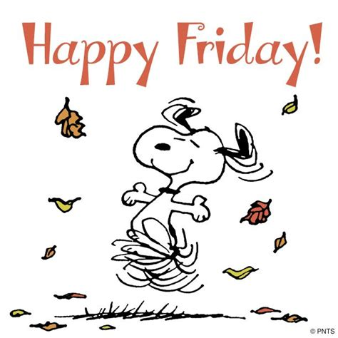 Happy Friday by Happy Friday Fall Pins Ador 225 Veis Snoopy