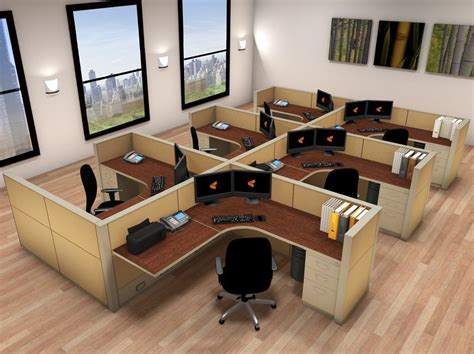 Home Space Planning Design Tool by Office Systems Furniture 6x6 Cubicle Workstations