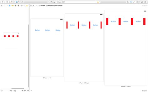auto layout in xcode 6 tutorial ios xcode 6 auto layout programmatically stack overflow
