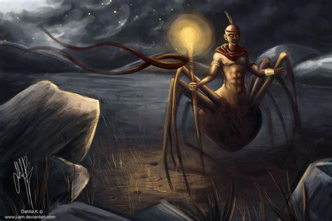 anansi anansi  spider god image credit dhalia