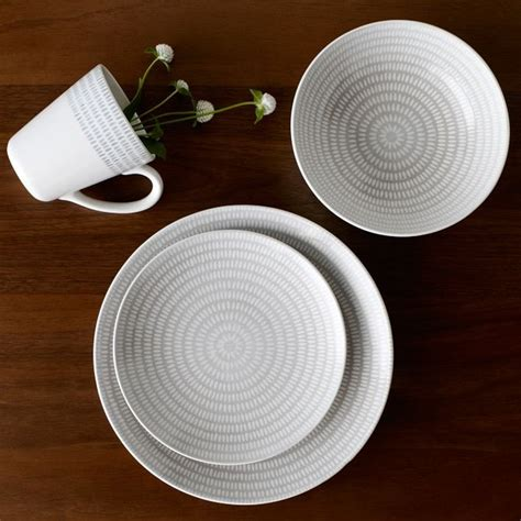 modern dinnerware sets seedling dinnerware set modern dinnerware by west elm