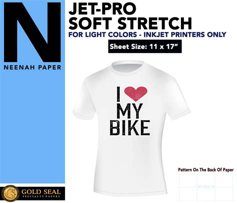 avery iron on transfer paper australia 11 x 17 quot iron on paper 250 sheets neenah jet pro