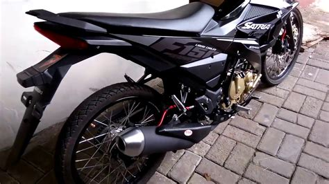 Coversok Covershock Suzuki Satria 150 F all new satria f modif ringan jari2