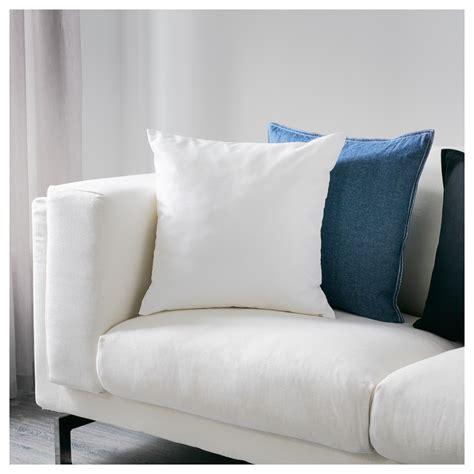 white cusion ullkaktus cushion white 50x50 cm ikea
