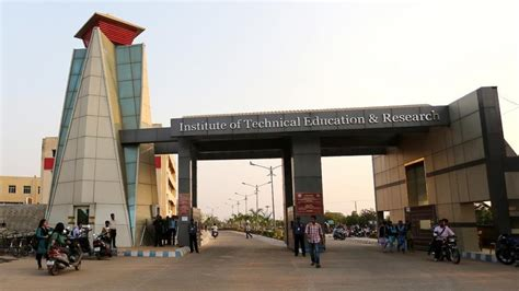 institute  technical education research centre  admission fees placements reviews