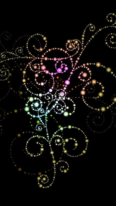 glitter iphone wallpaper sparkle design iphone