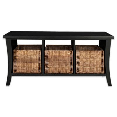buy storage bench buy entryway benches shoe storage from bed bath beyond