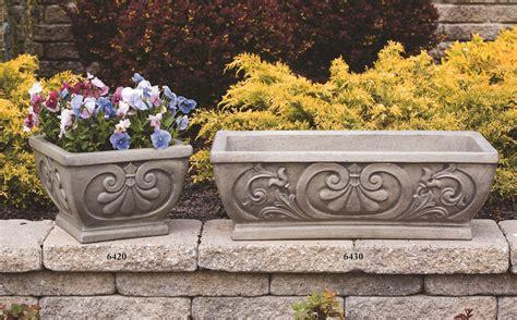 Massarelli Planters by Large Normandy Planter Massarelli S