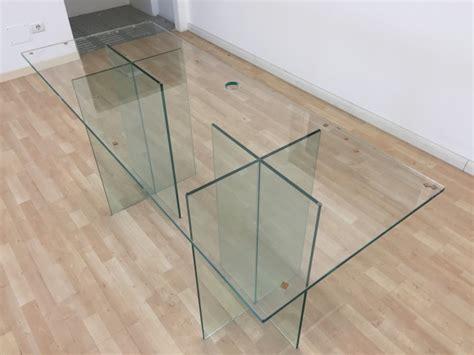 scrivania in vetro vetri per tavoli vetro per l arredo vetreria a rimini