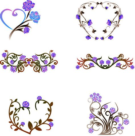 Wedding Border Coreldraw by Floral Border Vector Free Vector In Coreldraw Cdr Cdr