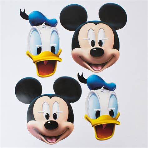 Disney Mickey Tissue Packs disney mickey mouse masks pack of 4 only 163 1 99