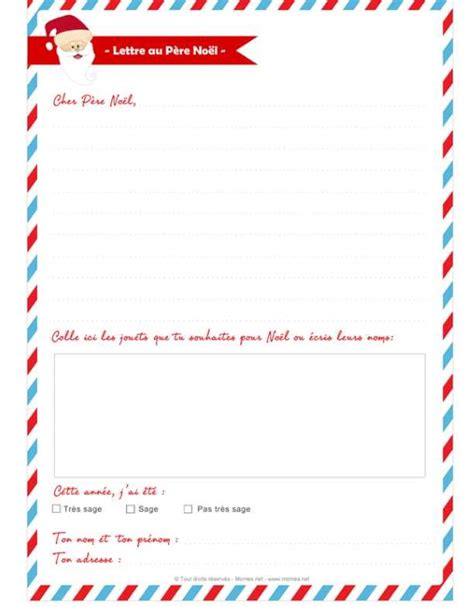 Exemple De Lettre Au Pere Noel Ce1 Listeperenoel Sur Topsy One