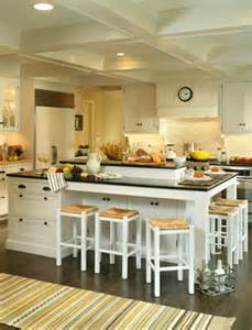 Individual Center Kitchen Design Cote De Houses Series 4 Htons House Style