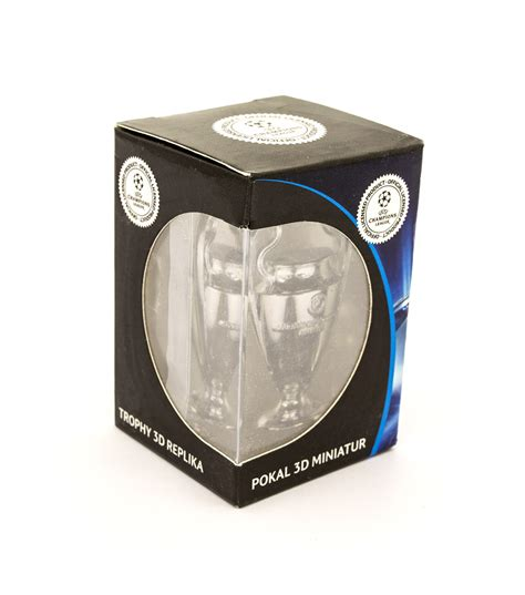 Trophy Acrylic uefa chions league trophy in acrylic national