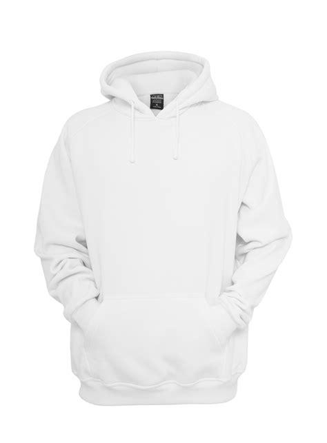 urban classics sweatshirt blank hoody white