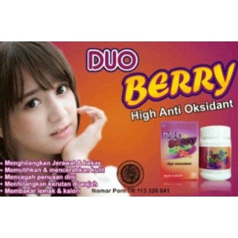 Pemutih Ketiak Uh duo berry high antioxidants toko tarakan