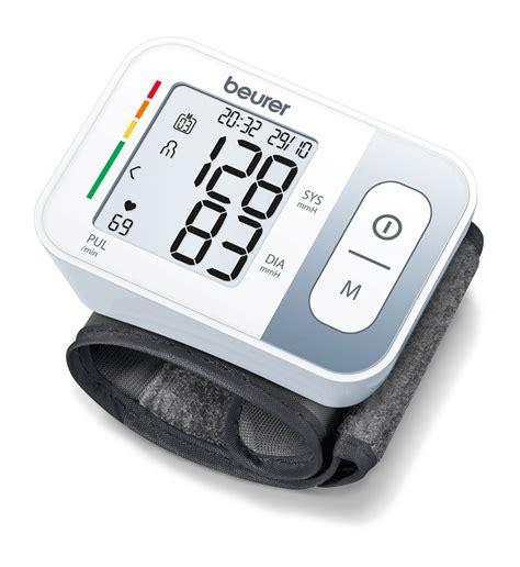 Murah Beurer Bc 32 Tensimeter Digital Wrist Blood Pressure Monitor wrist blood pressure monitors