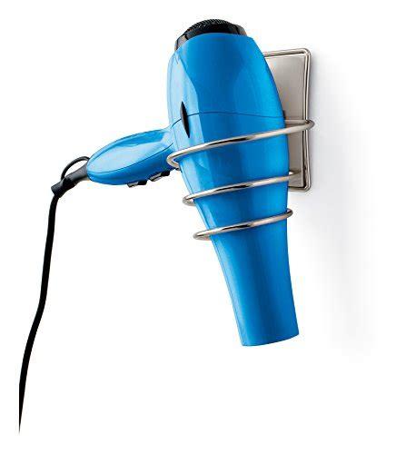Hair Dryer Holder Bag command hair dryer holder satin nickel 1 hair dryer holder 2 large water resistant strips