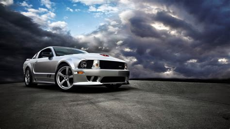 Ford Car Wallpaper Hd by Ford Mustang 2015 Car Desktop Hd Wallpaper