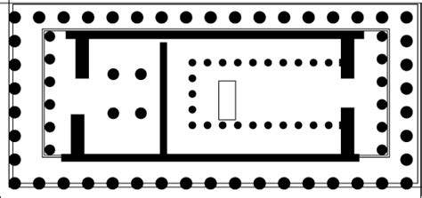 parthenon floor plan parthenon floor plan dimensions image mag