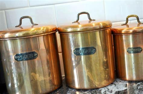 copper canisters kitchen copper canisters kitchen