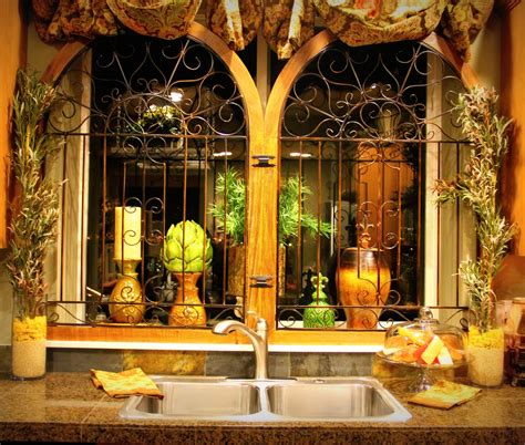 tuscan home decor the tuscan home kitchen decor