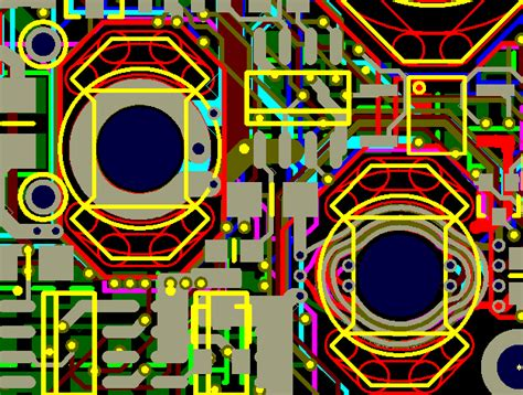 planar inductor pcb layout gendreau microsystems inc