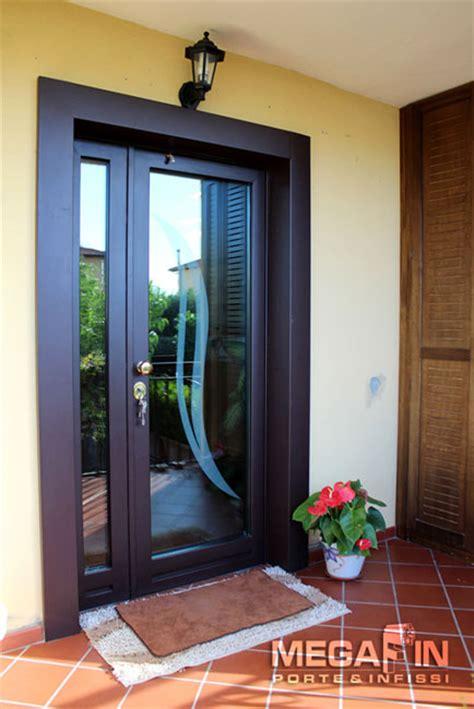 porta blindata vetro porta blindata a due battenti con vetro antisfondamento