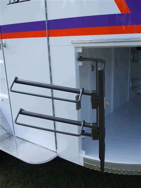 horse trailer saddle rack swing out swing out saddle rack horse trailer pinterest saddle