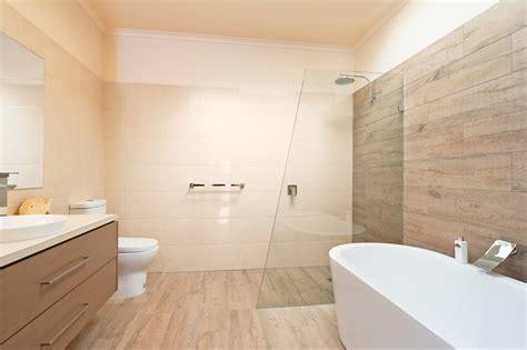 Bathroom Medicine Cabinet Ideas ceramic timber tiles bathroom renovation in belmont