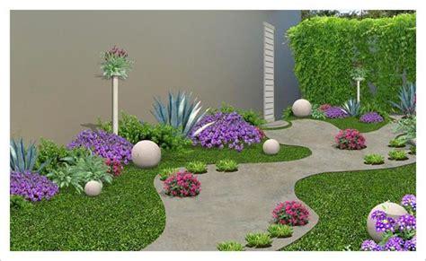 imagenes jardines pequeños para casas hermosas opciones de jardines peque 241 os para casas