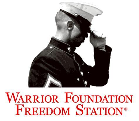 warrior foundation warrior foundation freedom station center for car donations