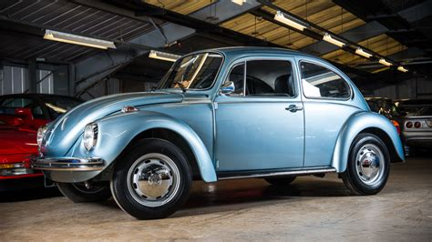 bug sc 3 2018 you can own a 1974 vw beetle with only 56 miles autoblog