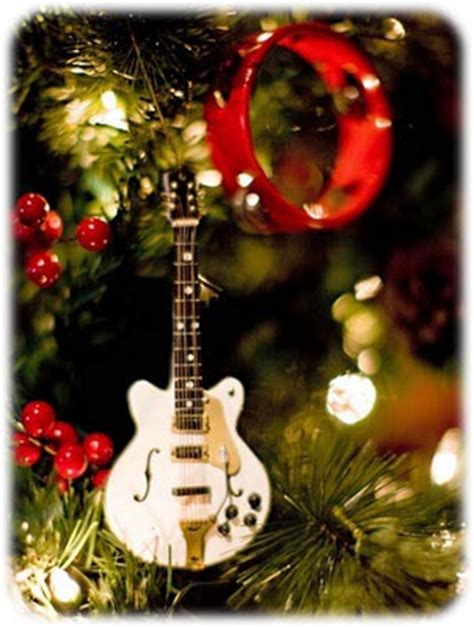 guitar christmas decorations legends collection official web site themed gifts idea for lover wholesale