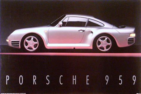 porsche 959 b porsche 959 b prototype rally b shrine