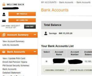 icici bank net banking login infinity icici bank balance enquiry check your account