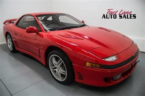 auto manual repair 1999 mitsubishi 3000gt lane departure warning 1990 mitsubishi gto gto twin turbo awd for sale 81302 mcg