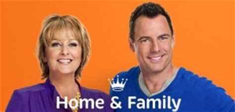 exclusive home family host steines talks