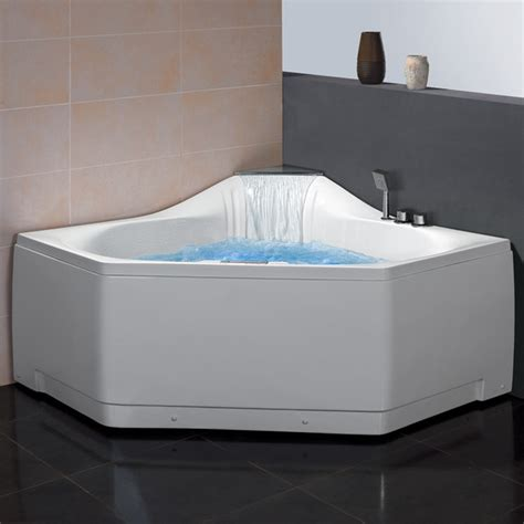 Ariel AM168JDTSZ Whirlpool Bathtub   Modern   Bathtubs   los angeles   by Atlas International, Inc.