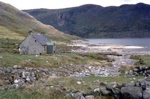 Ben Alder Cottage by Ben Alder Cottage 1973 169 Sally Geograph Britain And Ireland