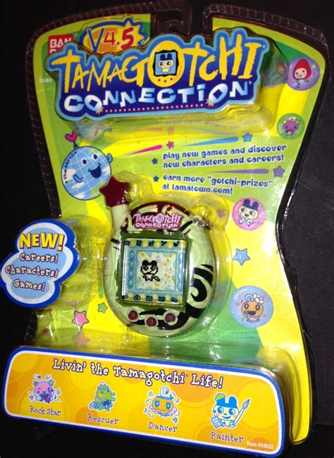 Tamagochi Connection Home tamagotchi connection v4 5 pocket size handheld