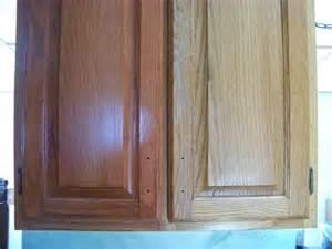 Restaining Oak Kitchen Cabinets by Restaining Oak Cabinets Ask Home Design