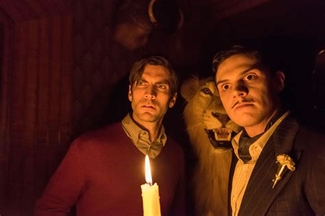 wes bentley horror horror hotel recap be our guest collider